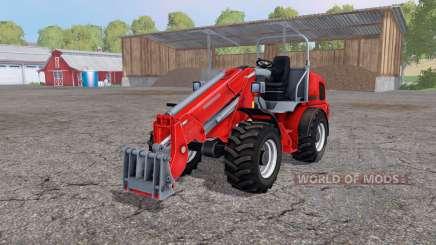 Weidemann 4270 CX 100T v3.0 para Farming Simulator 2015