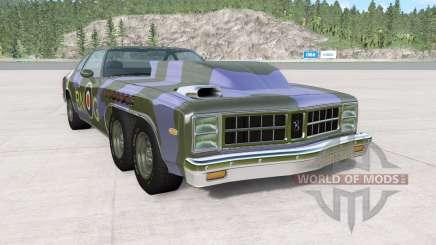 Bruckell Moonhawk Firehawk V12 v1.1.1 para BeamNG Drive