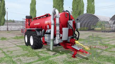 Schuitemaker Robusta 190 para Farming Simulator 2017