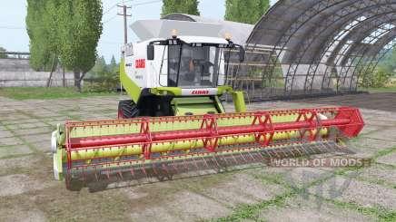 CLAAS Lexion 600 TerraTrac v2.0 para Farming Simulator 2017