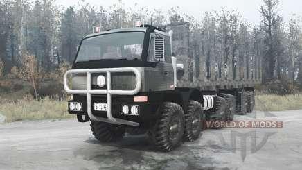 Tatra T815 TerrNo1 12x12 1998 para MudRunner
