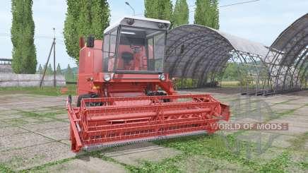 Bizon Z056 Super edit PatRick v1.1 para Farming Simulator 2017