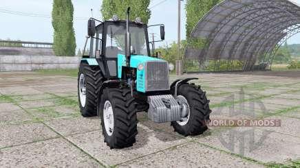 MTZ-1221 Belarús optimización v1.1 para Farming Simulator 2017