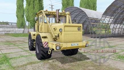 Kirovets K-700A v2.0 para Farming Simulator 2017