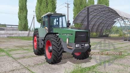 Fendt Favorit 626 LS Turbomatik para Farming Simulator 2017