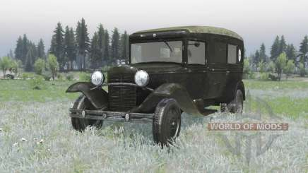 GAS 55 1938 Sanitarias v1.4 para Spin Tires