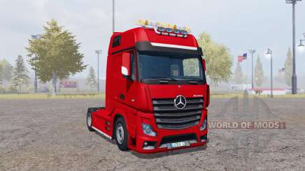 Mercedes-Benz Actros (MP4) para Farming Simulator 2013