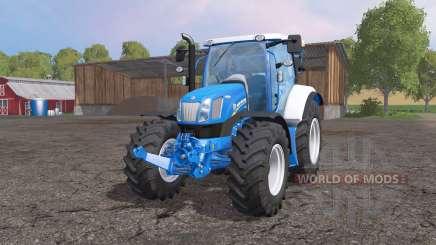 New Holland Т6.160 para Farming Simulator 2015