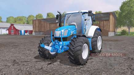 New Holland T6.160 cargador frontal para Farming Simulator 2015