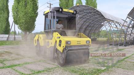 Dynapac CC2200 para Farming Simulator 2017