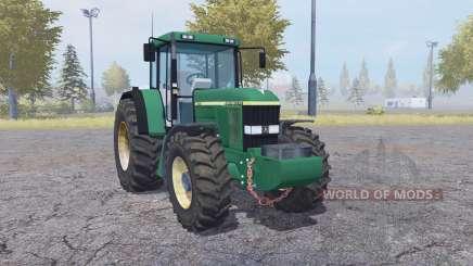 John Deere 7810 weight para Farming Simulator 2013