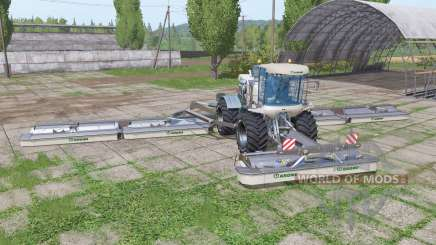 Krone BiG M 500 wide para Farming Simulator 2017