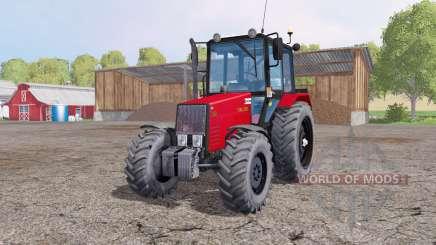 Belarús MTZ 892 v1.2 para Farming Simulator 2015