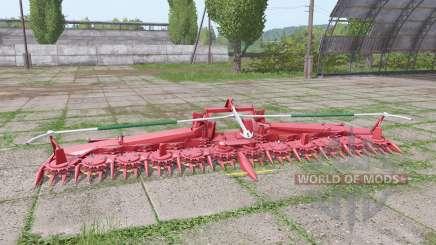 Kemper 390 Plus fruits para Farming Simulator 2017
