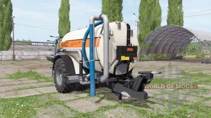 Kaweco Double Twin Shift para Farming Simulator 2017