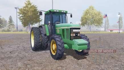 John Deere 7800 weight para Farming Simulator 2013