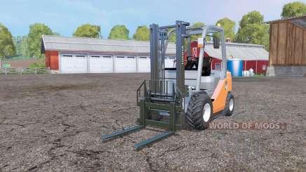 Toyota 62-8FD15 para Farming Simulator 2015