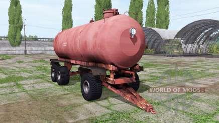 Mzht 16 v3.0 para Farming Simulator 2017
