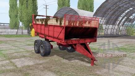 PRT 10 para Farming Simulator 2017