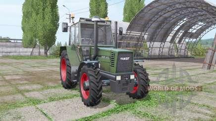Fendt Favorit 600 LS Turbomatik para Farming Simulator 2017