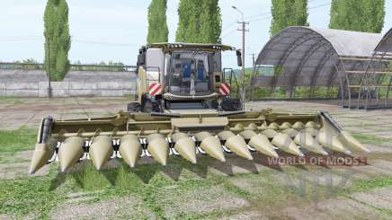 New Holland CR10.90 many extras para Farming Simulator 2017
