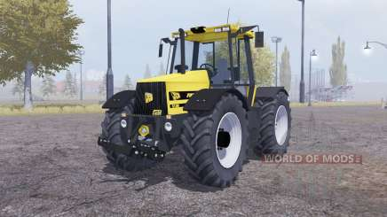 JCB Fastrac 2150 yellow para Farming Simulator 2013