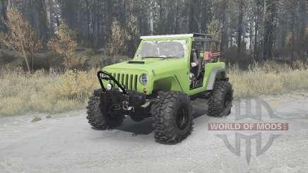 Jeep Wrangler Rubicon (JK) para MudRunner