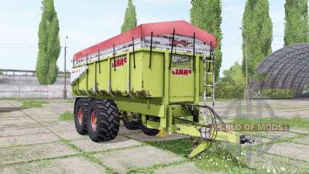 CLAAS Carat 180 T v1.0.1 para Farming Simulator 2017