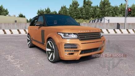 Land Rover Range Rover Vogue STARTECH v2.0 para American Truck Simulator