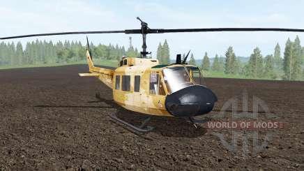 Bell UH-1D Iroquois para Farming Simulator 2017