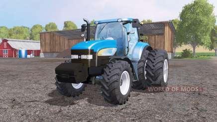New Holland TM7040 weight para Farming Simulator 2015
