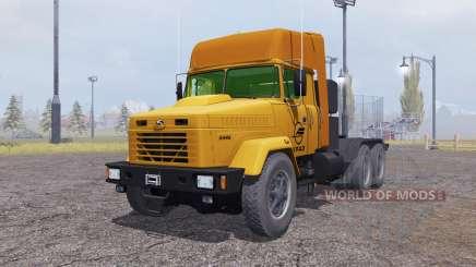 KrAZ 6446 para Farming Simulator 2013