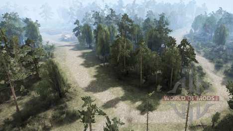 Hard Logging para Spintires MudRunner