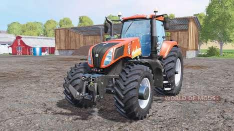 New Holland T8.380 para Farming Simulator 2015