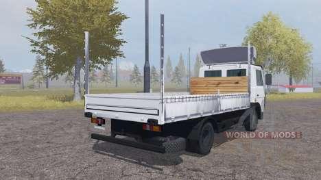 4370 MAZ Zubrenok para Farming Simulator 2013