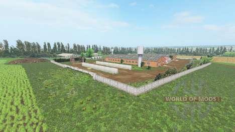 Tarasovo para Farming Simulator 2017