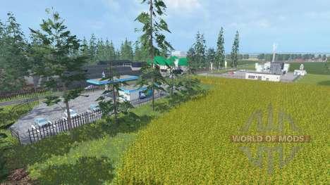 Baborow para Farming Simulator 2015