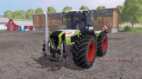 CLAAS Xerion 3800 para Farming Simulator 2015