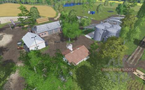 Bobry Wielkie para Farming Simulator 2015