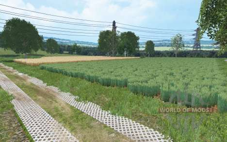 Melonowo para Farming Simulator 2015