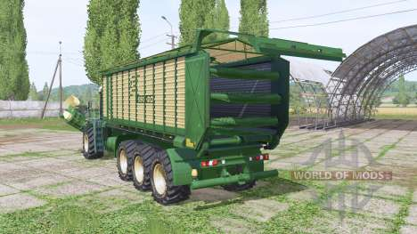 Krone BiG L 550 para Farming Simulator 2017