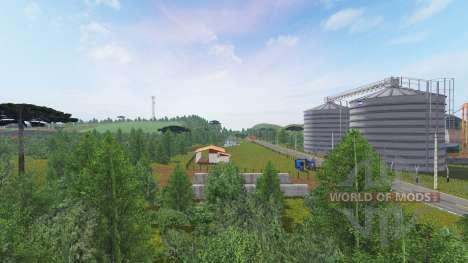 Sitio Sao Joao para Farming Simulator 2017