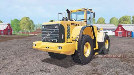 Volvo L180F para Farming Simulator 2015