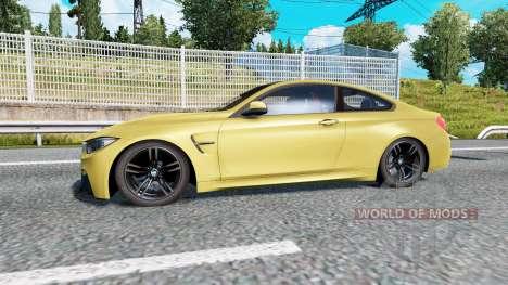 BMW M4 para Euro Truck Simulator 2