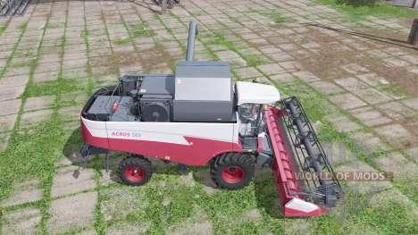 Akros 585 más para Farming Simulator 2017
