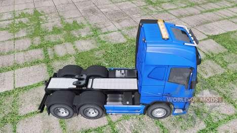 Volvo FH16 750 para Farming Simulator 2017