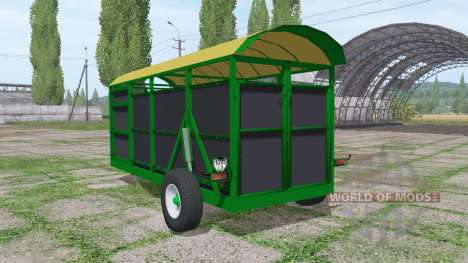Laumetris PTL-6G para Farming Simulator 2017