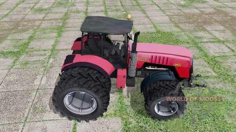 Belarús 4522 para Farming Simulator 2017