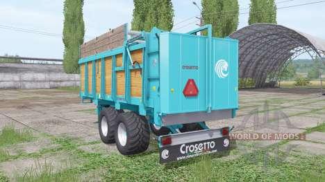 Crosetto SPL180 para Farming Simulator 2017