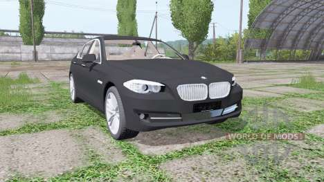 BMW 525d (F10) para Farming Simulator 2017